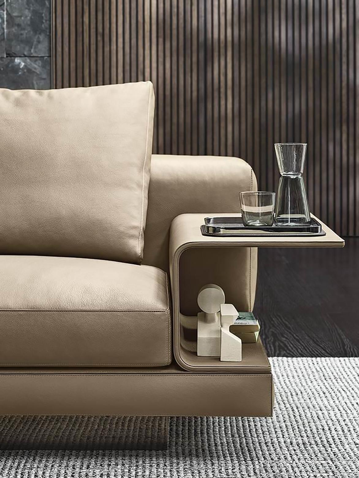 Minotti sofas new
